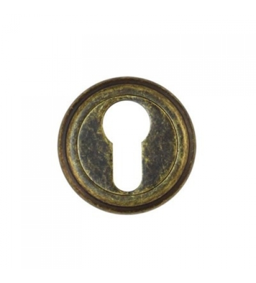 Накладки на цилиндр PALLINI Prime PAL-KH МОВ (состаренная бронза)