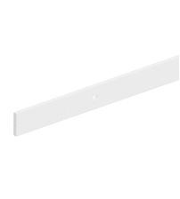Направляющая для раздвижных дверей ROC DESIGN 1950 мм с 4 держателями (белая матовая)