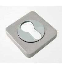Накладки на цилиндр ROSSI ET-F21 MSN (платина)