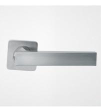 """Ручки дверные ROSSI LD-199-F21 """"INCA"""" SN/CP (матовый никель/полированный никель)"""