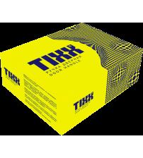 """Ручки раздельные TIXX DH 215-06 MAB """"Корсо"""" (матовая бронза)"""