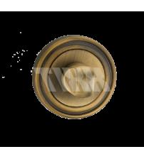 Накладка на фиксатор TIXX ВК-06 MAB (матовая бронза)