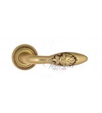 """Дверная ручка Venezia """"CASANOVA"""" D3 (французское золото/коричневый)"""