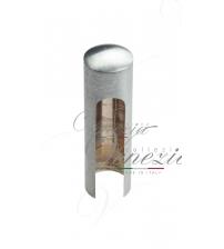 Колпачок для ввертных петель Venezia CP14 U D14 мм (матовый хром)