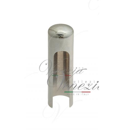 Колпачок для ввертных петель Venezia CP14 U D14 мм (полированный хром)