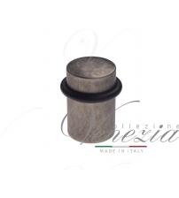 Упор дверной Venezia ST3 (античное серебро, напольный)