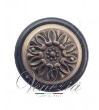 Упор дверной Venezia ST5 (матовая бронза, напольный)