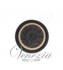 Упор дверной Venezia ST5 (тёмная бронза, напольный)