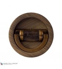 Комплект ручек для раздвижной/распашной двери Venezia U155 (матовая бронза)