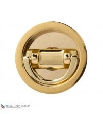 Комплект ручек для раздвижной/распашной двери Venezia U155 (полированная латунь)