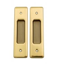 Комплект ручек для раздвижной двери Venezia U177 (полированная латунь)