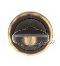 Фиксатор поворотный Venezia WC-2 D1 (затемнённая бронза)