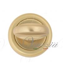 Фиксатор поворотный Venezia WC-2 D1 (французское золото/коричневый)