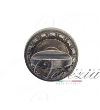 Фиксатор поворотный Venezia WC-2 D2 (античная бронза)