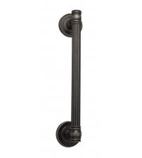 """Ручка-скоба парадная Venezia """"IMPERO"""" (античное серебро, 320 мм/260 мм)"""
