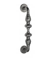 """Ручка-скоба парадная Venezia """"LUCRECIA"""" D1 (античное серебро, 300 мм/250 мм)"""