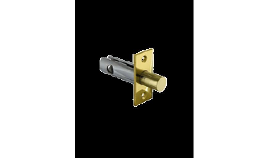 Задвижки для металлических дверей