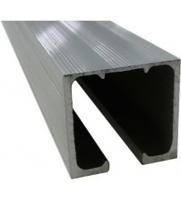 Верхняя направляющая PALLINI для раздвижных дверей (2 метра)