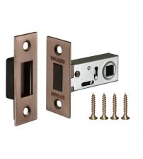 Защёлка врезная FUARO MAGNET M12-50-25 AC (медь)