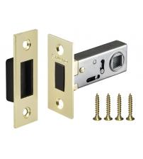 Защёлка врезная FUARO MAGNET M12-50-25 GP (золото)