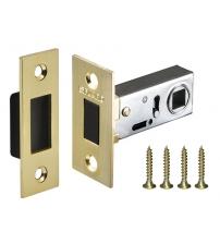 Защёлка врезная FUARO MAGNET M12-50-25 SG (матовое золото)