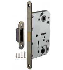 Защёлка врезная FUARO MAGNET M-96 WC-50 AB  (бронза)