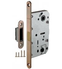 Защёлка врезная FUARO MAGNET M-96 WC-50 AC (медь)