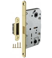 Защёлка врезная FUARO MAGNET M-96 WC-50 SG (матовое золото)