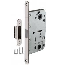 Защёлка врезная FUARO MAGNET M-96 WC-50 SN (матовый никель)