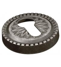 Накладки на цилиндр ARMADILLO CLASSIC ЕТ/CL AS-9 (античное серебро)