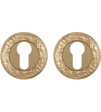 Накладка под  цилиндр FUARO ET SM GOLD-24 (золото 24-Карата)