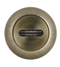 Накладка под  сувальдный ключ FUARO SC RM ABG-6 (бронза, 1 шт.)