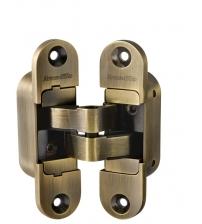 Петля скрытой установки с 3-D регулировкой Architect 3-D ACH 40 АВ (бронза, левая)