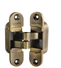 Петля скрытой установки с 3-D регулировкой Architect 3-D ACH 40 АВ (бронза, правая)