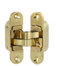 Петля скрытой установки с 3-D регулировкой Architect 3-D ACH 40 SG (матовое золото, правая)