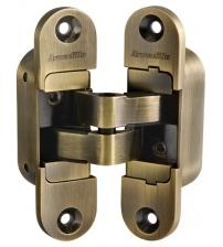 Петля скрытой установки с 3-D регулировкой Architect 3-D ACH 60 АВ (бронза, правая)