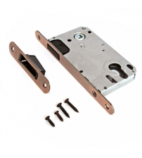 Защёлка магнитная под цилиндр PALLINI РМ-8550 АС (медь)