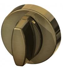 Ручка поворотная  ARMADILLO WC-BOLT BK6/URB AB-7 (бронза)