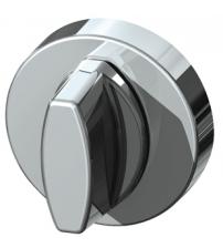 Ручка поворотная  ARMADILLO WC-BOLT BK6/URB CP-8 (хром)
