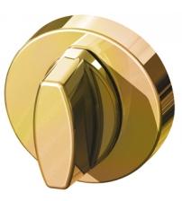 Ручка поворотная  ARMADILLO WC-BOLT BK6/URB G 24K (золото 24 Карата)