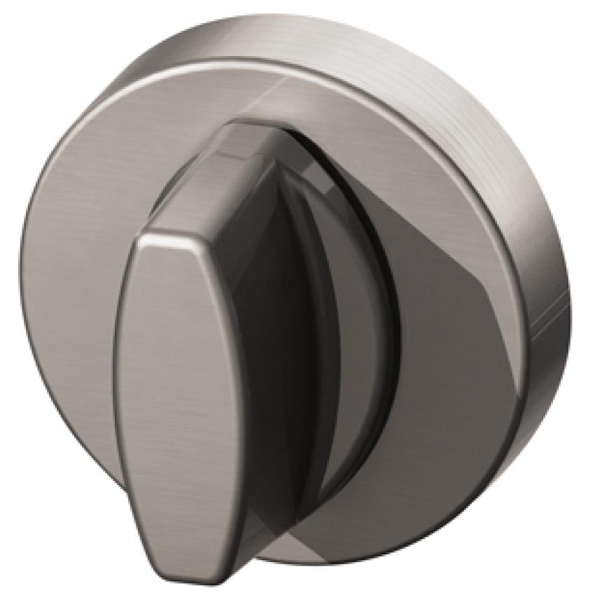 Ручка поворотная  ARMADILLO WC-BOLT BK6/URB SN-3 (матовый никель)