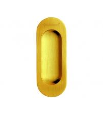 Ручка для раздвижных дверей и шкафов-купе ARCHIE A-K02-V01 (матовое золото)