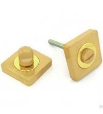 Завёртка сантехническая RENZ BK 02 SG/GP (матовое золото/золото)