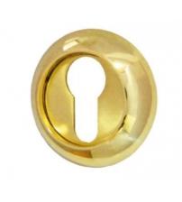 Накладка на цилиндр RENZ ET (N) 08 GP (золото)