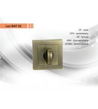 Фиксатор Leo BAT 02 GP/BN (золото/чёрный)