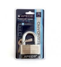 Замок навесной APECS PDS-65-65 (сталь)