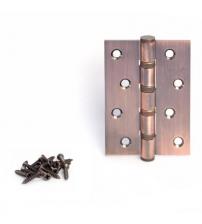 Петля универсальная Apecs 100*70*2,5-В4-Steel AC (медь)