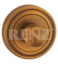 Завертка сантехническая RENZ BK 16 CF (кофе)