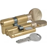 Ц/М с вертушкой KALE KILIT 164 SМ/62 мм (26+10+26), латунь 5 ключей