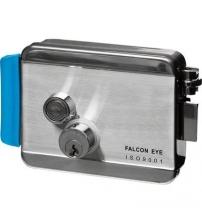 Замок накладной электромеханический Falkon Eye FE-2369 (нержавейка, 12V)